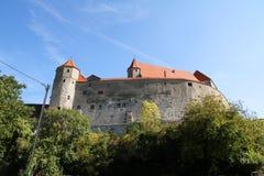 Castle Harburg in Germany. Castle Harburg in Bavaria, Germany, Europe Royalty Free Stock Images