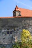 Castle Harburg in Germany. Castle Harburg in Bavaria, Germany, Europe Stock Photography