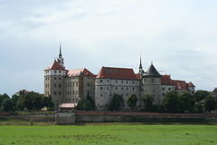 Castle Hartenfels Royalty Free Stock Images