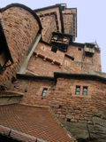 Castle Haut-Koenigsbourg Stock Photography