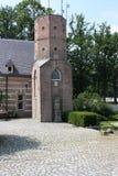 Castle Heeswijk σε Heeswijk Dinther Στοκ Φωτογραφίες