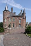 Castle Heeswijk to Heeswijk Dinther Royalty Free Stock Photography