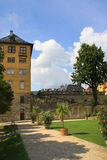 Castle Heidecksburg stock photos