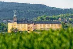 Castle Heidecksburg Rudolstadt Stock Image