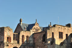 Castle Heidelberg architecture Royalty Free Stock Image