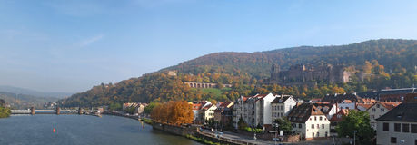 Castle Heidelberg Stock Image