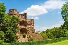 Castle Heidelberg in Germany Royalty Free Stock Photo