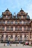 Castle of Heidelberg Stock Image