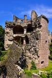 Castle Heidelberg Royalty Free Stock Image