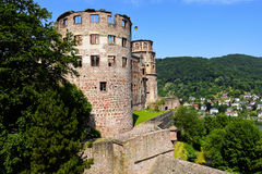 Castle Heidelberg Royalty Free Stock Images