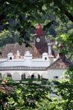 Castle Herbestein Στοκ φωτογραφία με δικαίωμα ελεύθερης χρήσης