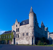 Castle Het Steen, Antwerp, Belgium Royalty Free Stock Photos
