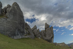 Castle Hill. New Zealand Royalty Free Stock Photography