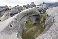 Castle Hill, New Zealand Royalty Free Stock Images