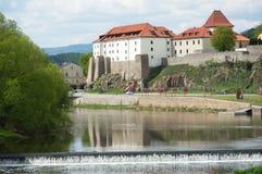 Kadan, Czech republic Stock Image