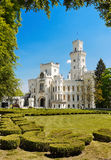 Castle Hluboka, Landmark, Fairytale, Attraction Royalty Free Stock Images