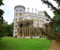 Castle Hluboka nad Vltavou Royalty Free Stock Photos