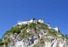 Castle Hochosterwitz Austria Stock Images