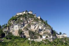 Castle Hochosterwitz Austria Stock Photography