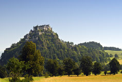 Castle Hochosterwitz Austria Royalty Free Stock Images