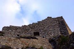 Castle Hohen Neuffen Stock Images