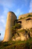 Castle Hohen Neuffen Royalty Free Stock Image