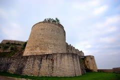 Castle Hohen Neuffen Stock Photos