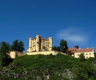 Castle Hohenschwangau, Germany stock image