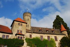 Castle hohenstein Stock Images