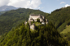 Castle Hohenwerfen Royalty Free Stock Photo