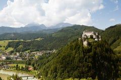 Free Castle Hohenwerfen Royalty Free Stock Image - 26365766