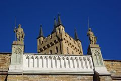 Castle Hohenzollern #4 Royalty Free Stock Image