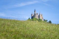 Castle Hohenzollern Stock Image