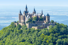 Castle Hohenzollern Royalty Free Stock Photography