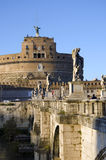 The Castle of the Holy Angel Stock Photography