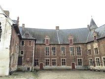 Castle of Horst, Belgium Stock Image