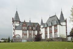 Castle hotel Klink Royalty Free Stock Photos
