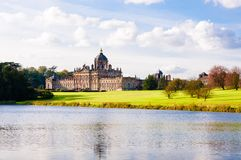 Castle Howard, North Yorkshire, UK Royalty Free Stock Images