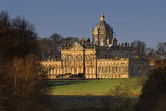 Castle Howard - North Yorkshire - United Kingdom. Castle Howard is a stately home in North Yorkshire, England, 15 miles (24 km) north of York. One of the Stock Images