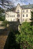 Castle Hruba Skala, Czech Republic. Royalty Free Stock Photography