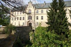 Castle Hruba Skala, Czech Republic. Stock Images