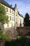 Castle Hruba Skala, Czech Republic. Royalty Free Stock Images