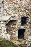 Castle Hrusov, Slovakia Stock Photography