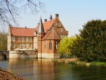 Castle Huelshoff Royalty Free Stock Image