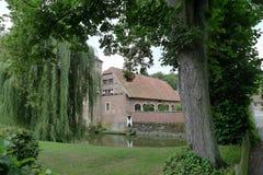 Castle Huelshoff Στοκ Φωτογραφίες