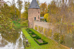 Castle Huis Bergh, 's-Heerenberg, Gelderland, Netherlands Royalty Free Stock Photography