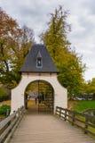 Castle Huis Bergh, 's-Heerenberg, Gelderland, Netherlands Royalty Free Stock Image