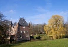 Castle Huis van Malsen Στοκ φωτογραφία με δικαίωμα ελεύθερης χρήσης