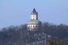 Castle Humprecht in Bohemia Stock Photos