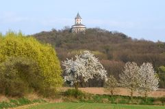 Castle Humprecht, Czech republic Royalty Free Stock Images